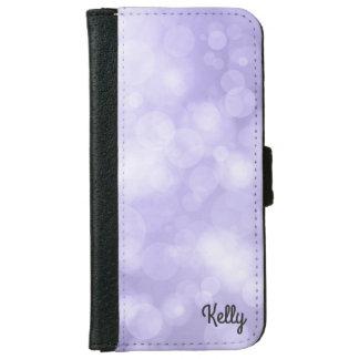 Purple Wallet Case