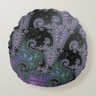 Purple Wanderer Cushion Living Room Design