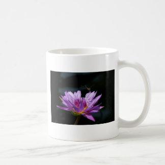 Purple Waterlily Mug