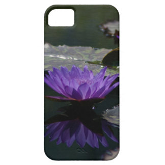 Purple Waterlily phone case