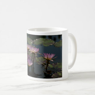 Purple Waterlily Waterlilies Lotus Mug
