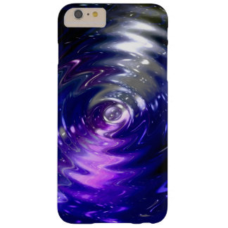 Purple Wave Galaxy Nebula #2 Barely There iPhone 6 Plus Case
