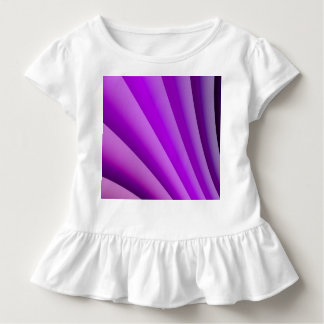 Purple Waves of Pain Art Toddler T-shirt