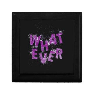 Purple Whatever Gift Box