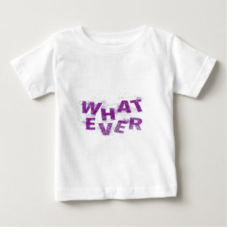 Purple Whatever PNG Baby T-Shirt