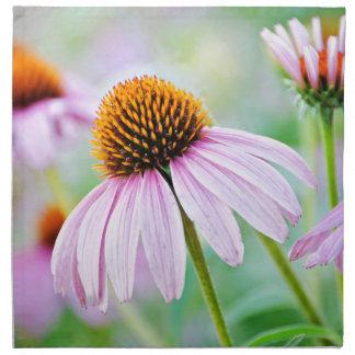 Purple Wildflowers Napkin
