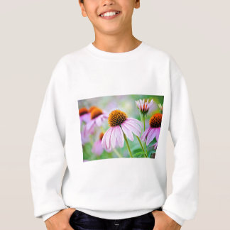 Purple Wildflowers Sweatshirt