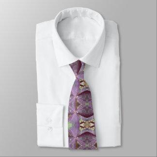 Purple Wings Tie