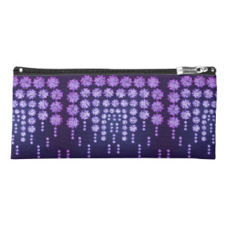 Purple Wisteria Flower Garden Japanese Tree Bold Pencil Case