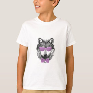 Purple Wolf T-Shirt