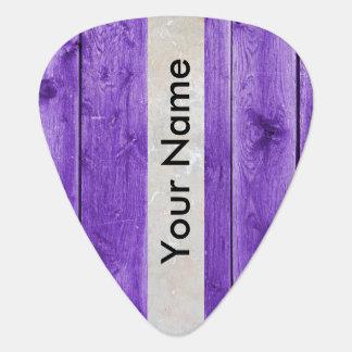 purple wood pick