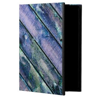 Purple Wooden Gate iPad Air Case
