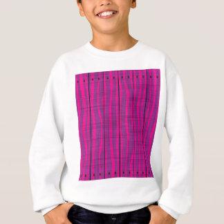 Purple Wooden Grunge Background Sweatshirt