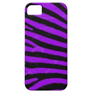 Purple zebra stripes iPhone 5 Case-Mate ID™ iPhone 5 Case