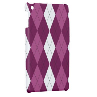 PurpleOne Argyle iPad Mini Cases