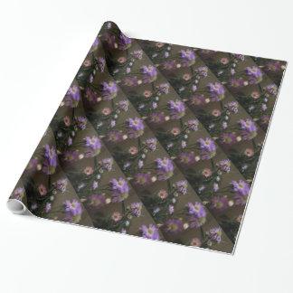 Purples In Wildflowers
