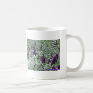Purply Haze Basic White Mug