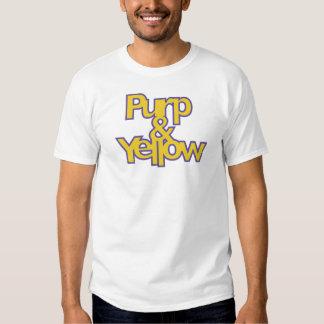 purpnyellow tshirts