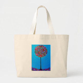 PURPOSE OF LIFE LARGE TOTE BAG