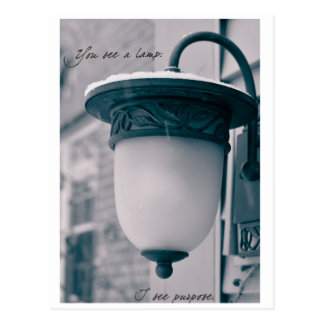 Purpose Postcard