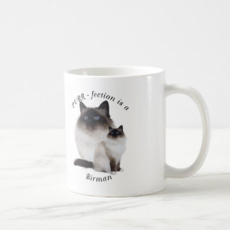 PURR-fection Birman Coffee Mug
