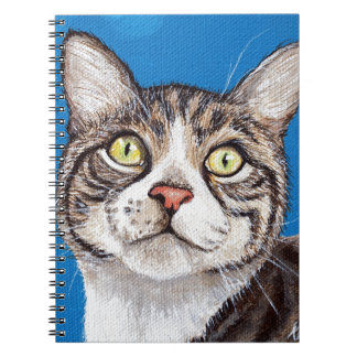Purrcy Notebooks