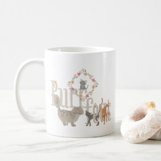 Purrfect Cats Coffee Mug