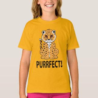 Purrfect Cheetah Cub T-Shirt