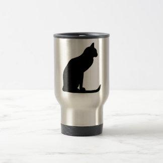 Purrfect coffee travel mug