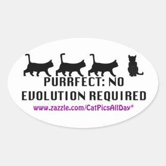 Purrfect Evolution Promo Sticker