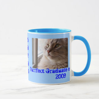 Purrfect Grad cup