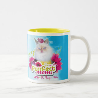 Purrfect Mom Mug
