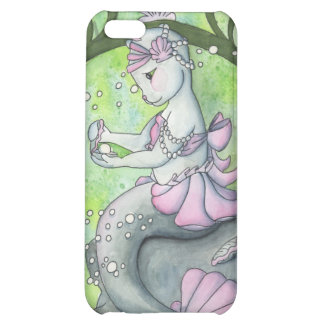 Purrfect Pearl iPhone 5C Cases