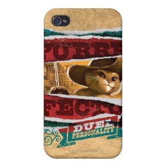 Purrfecto iPhone 4 Cases