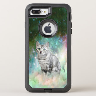 Purrsia Kitty Galaxy OtterBox Defender iPhone 8 Plus/7 Plus Case