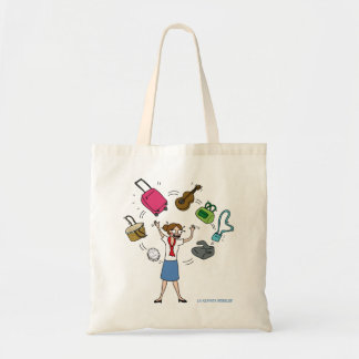Purse for the perfect stewardess tote bag