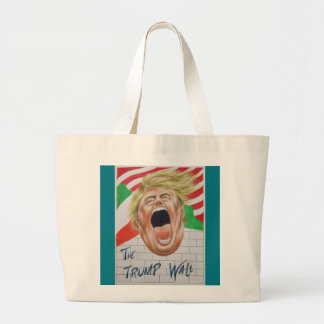 Purse tote elections the USA 2016 Jumbo Tote Bag