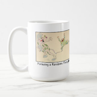 Pursuing a Random Thought Mug