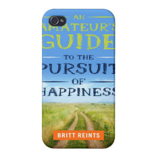 Pursuit of Happiness Book iPhone Case Case For The iPhone 4