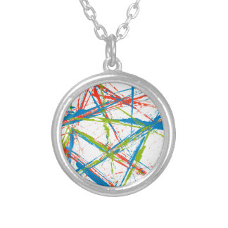 Pursuit of Happiness redux 2017 Silver Plated Necklace