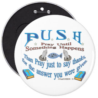 push 6 inch round button