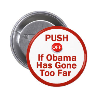 PUSH OFF Button