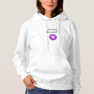 Push on Prayer (POP) Women's Hooded Sweatshirt