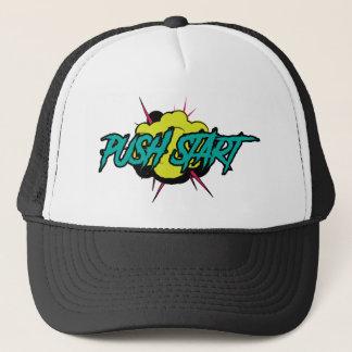 Push Start Trucker Hat