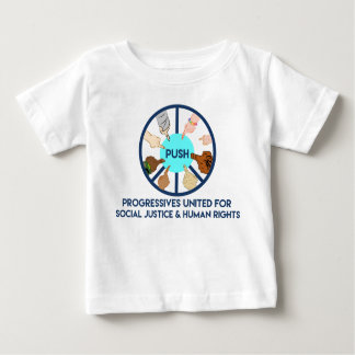 PUSH Toddler Shirt