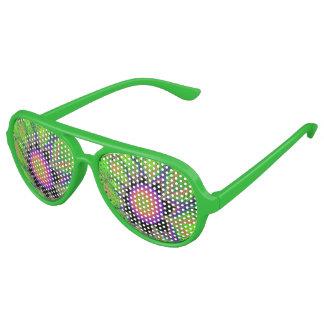 PushIn Daisies Aviator Sunglasses