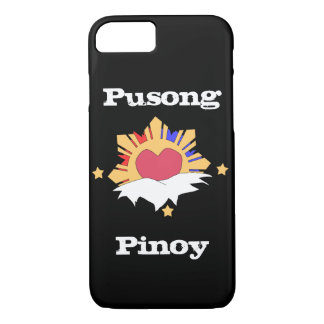 Pusong Pinoy Iphone Case