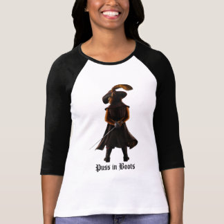 Puss in boots 7 T-Shirt