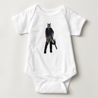 Puss in Boots! Baby Bodysuit
