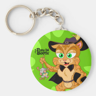 Puss in Boots™ Keychain